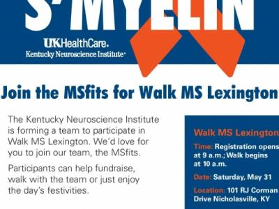 Walk MS flyer