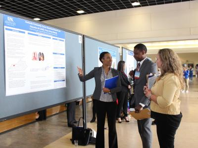 Poster Presenters at 2019 Conference