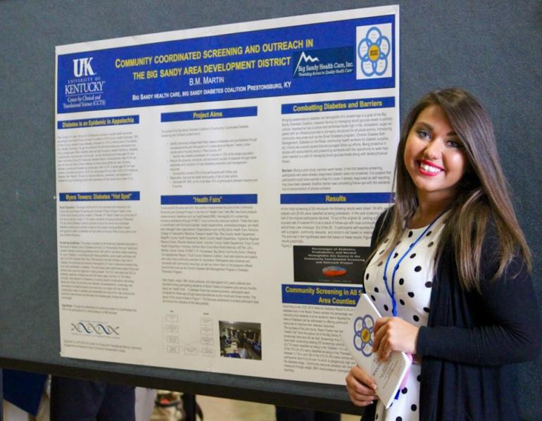 Poster Presenter at 2016 CCTS Spring Conference