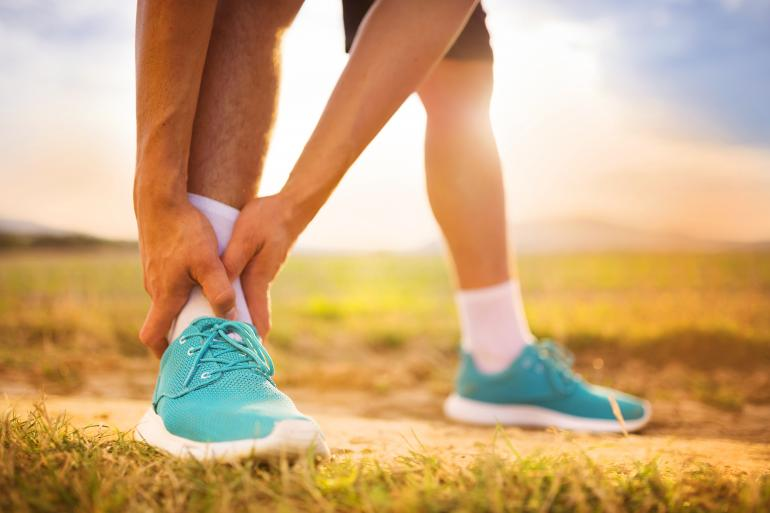 Do you have ankle instability?