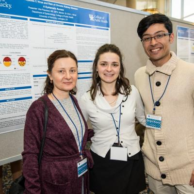 2018 Spring Conference Poster Session Participants